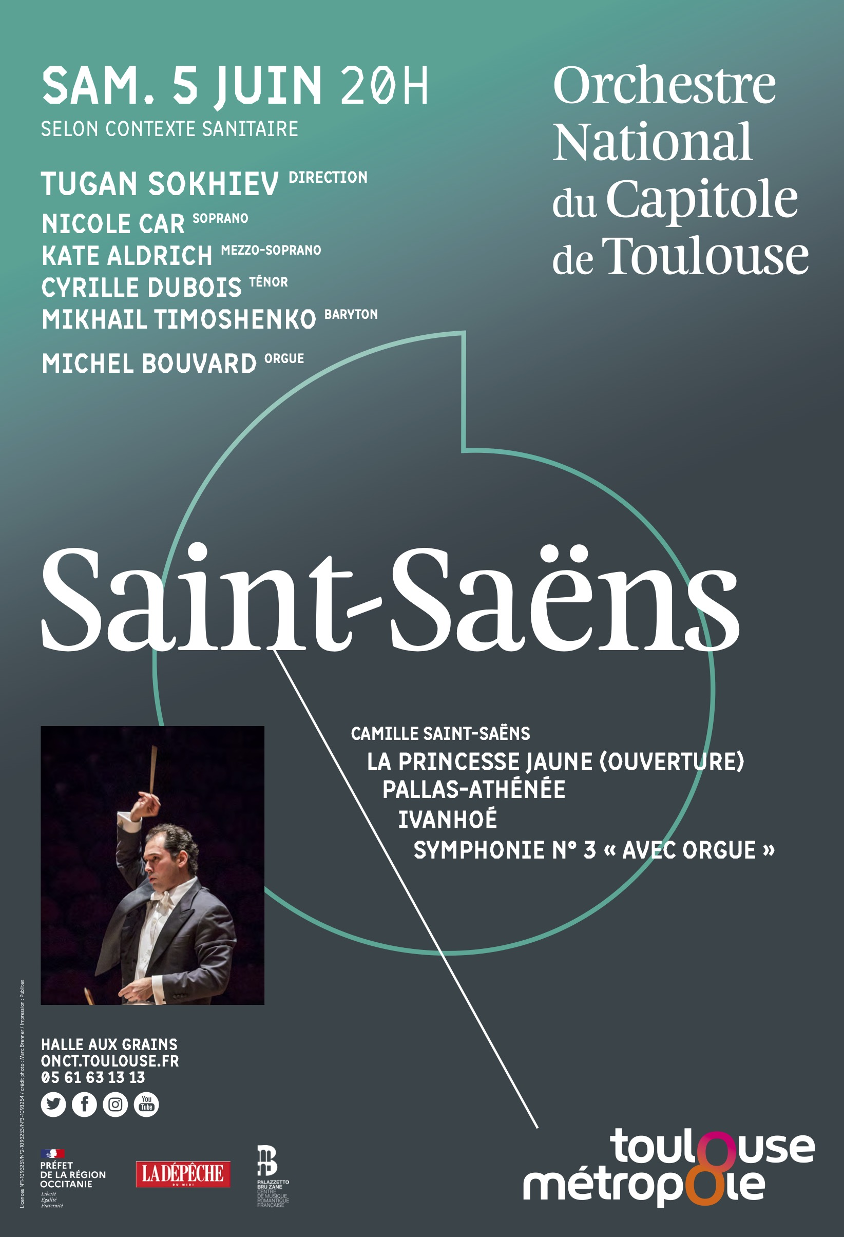 Saint Saens ONCT