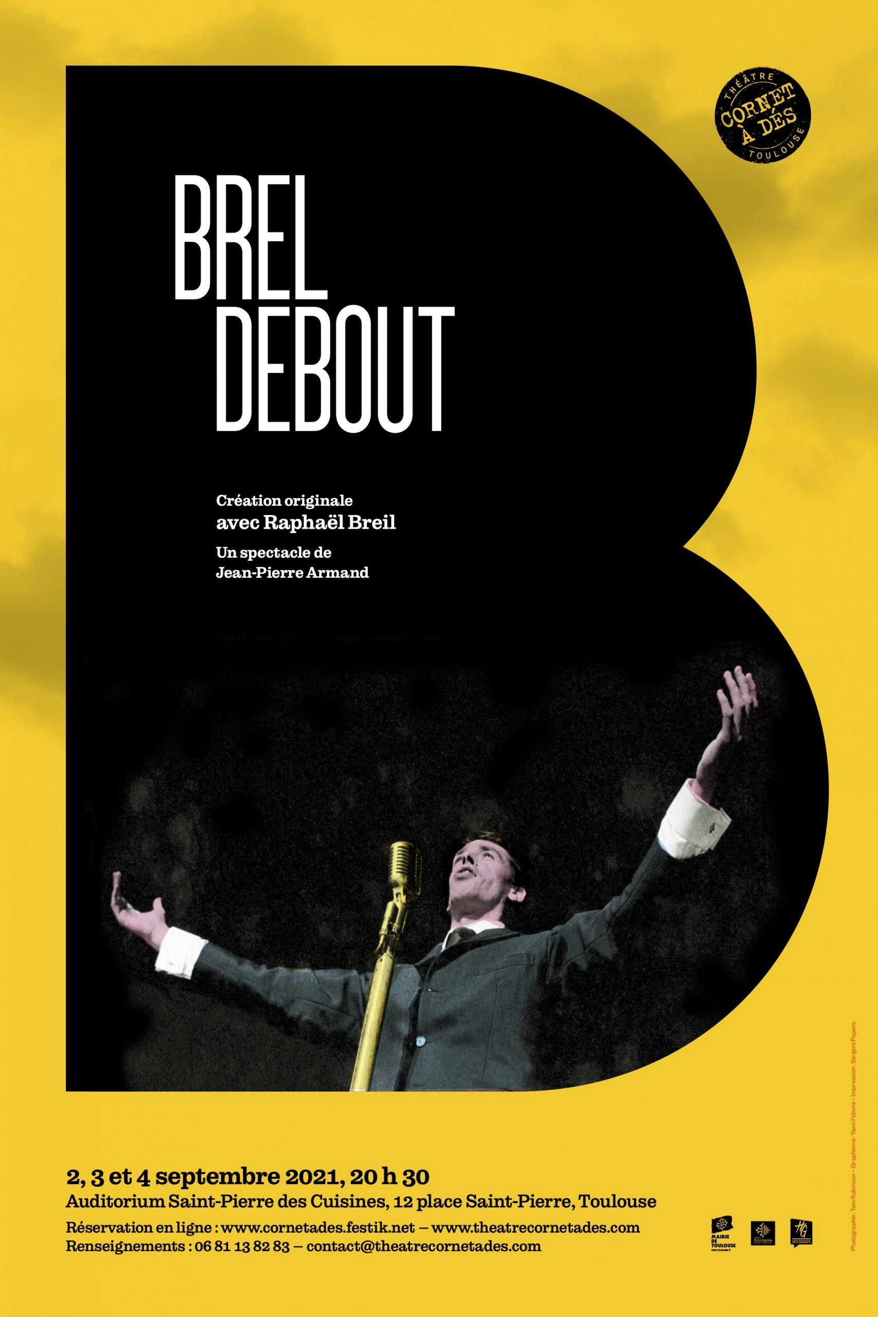 Brel Debout