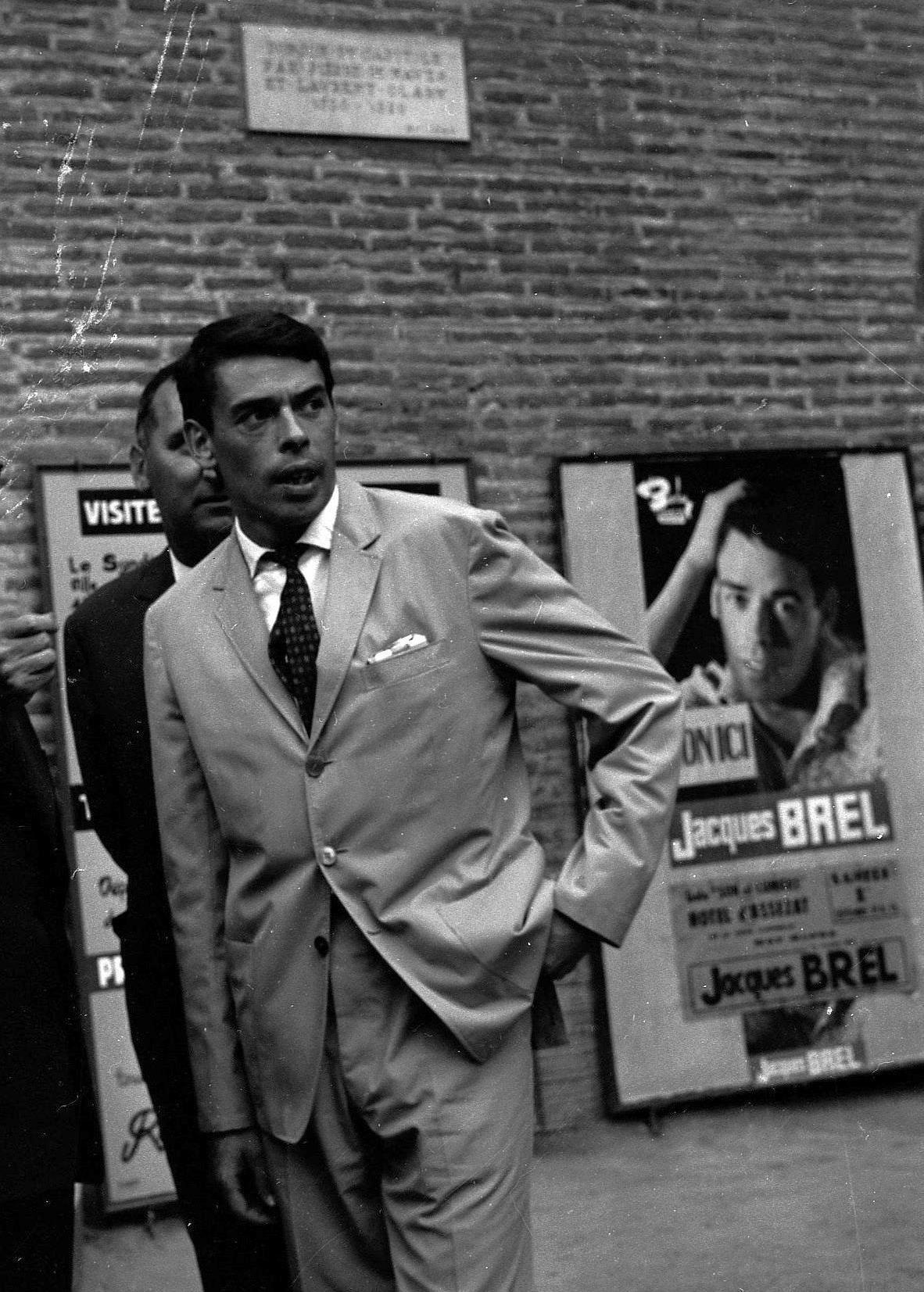 Jacques Brel À Toulouse (1962)