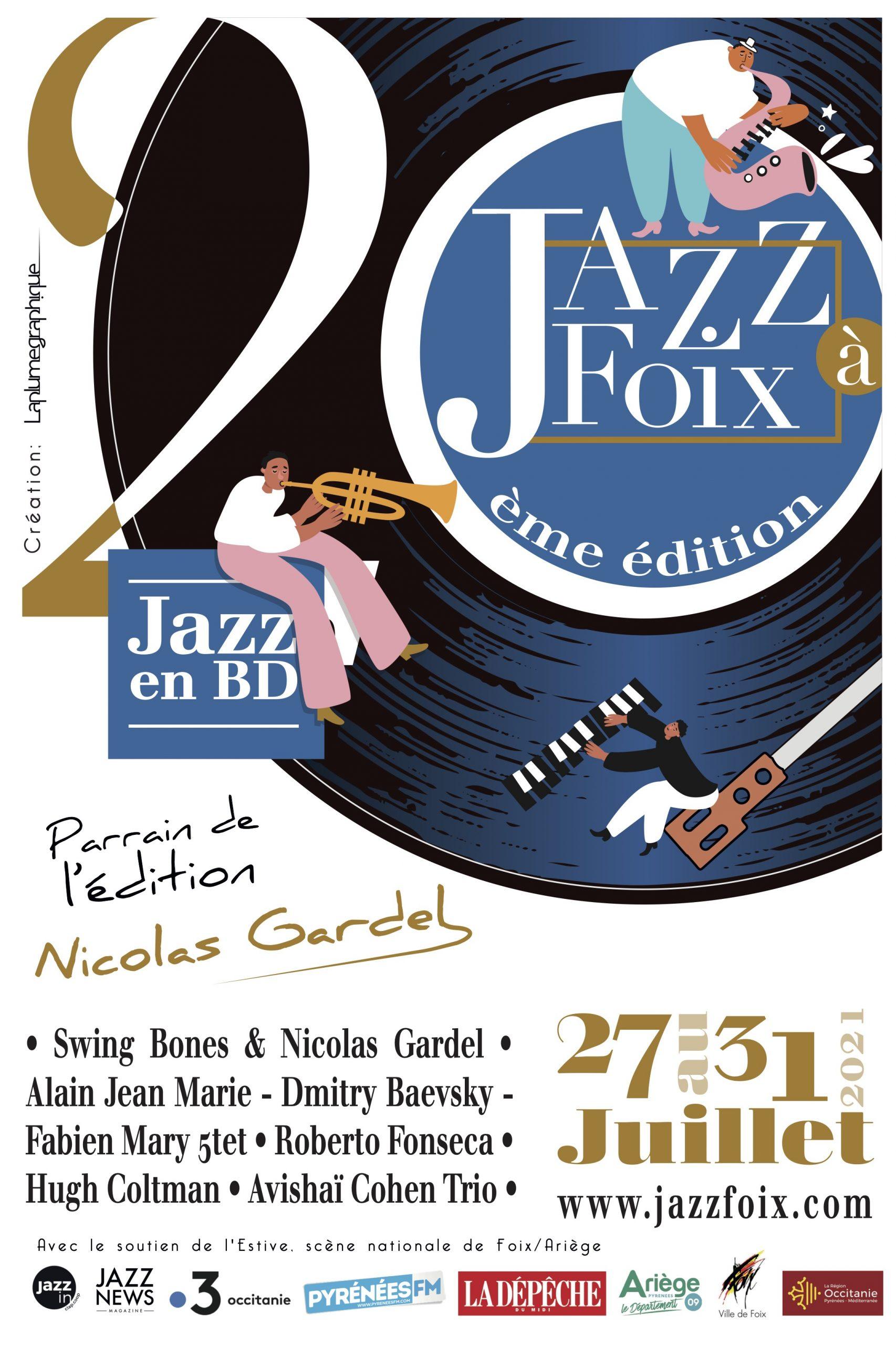 Jazz À Foix 2021
