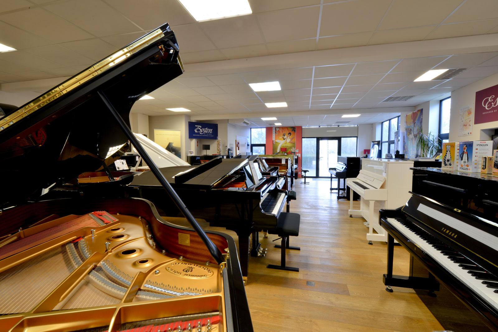 Piano Parisot