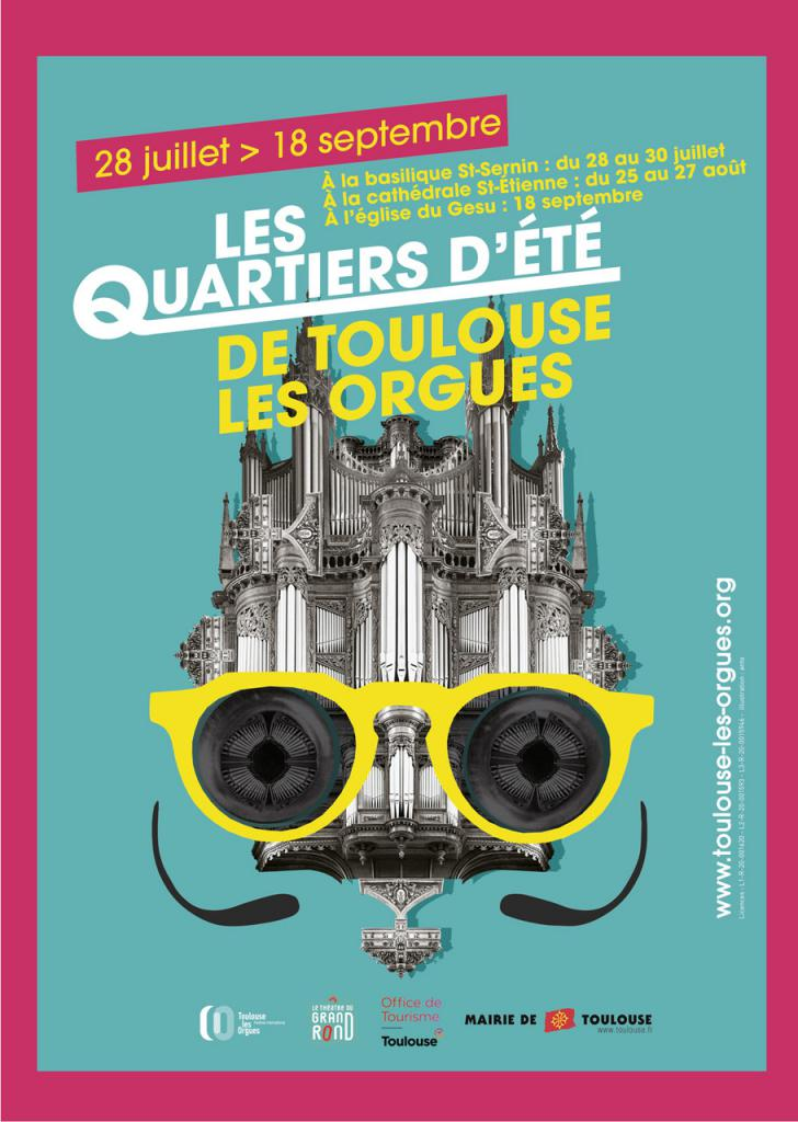 Quartiers D'été Toulouse Les Orgues