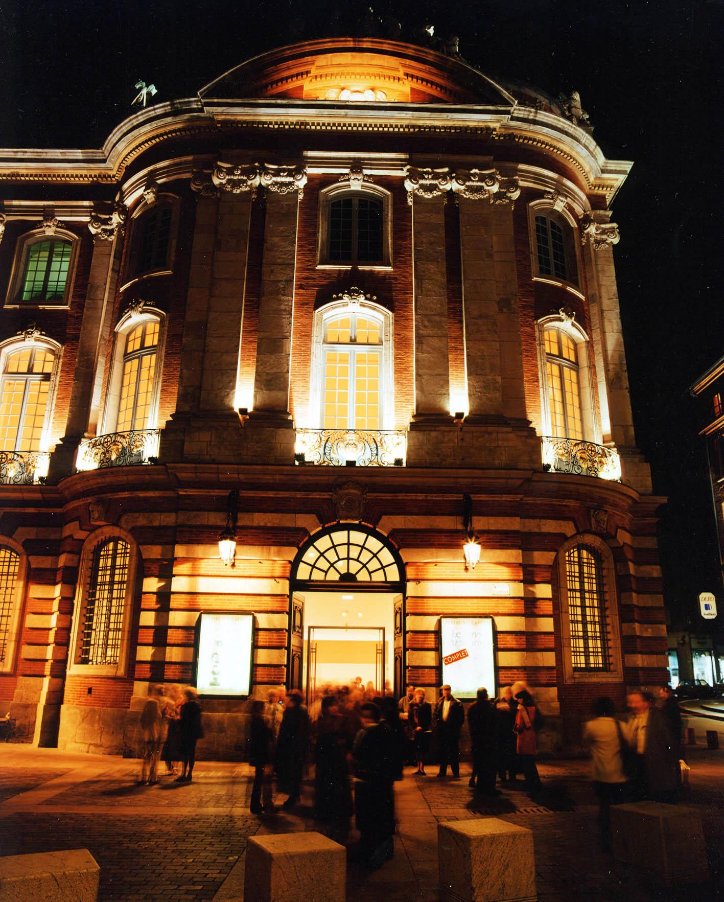 Théâtre du Capitole © Patrice Nin