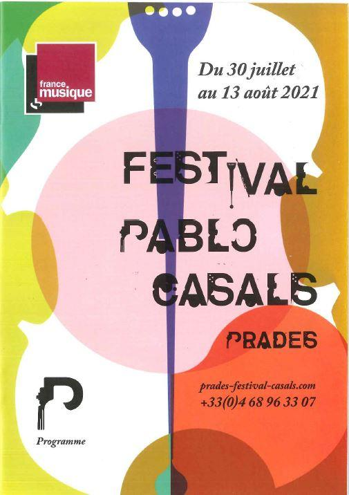 Festival Pablo Casals De Prades