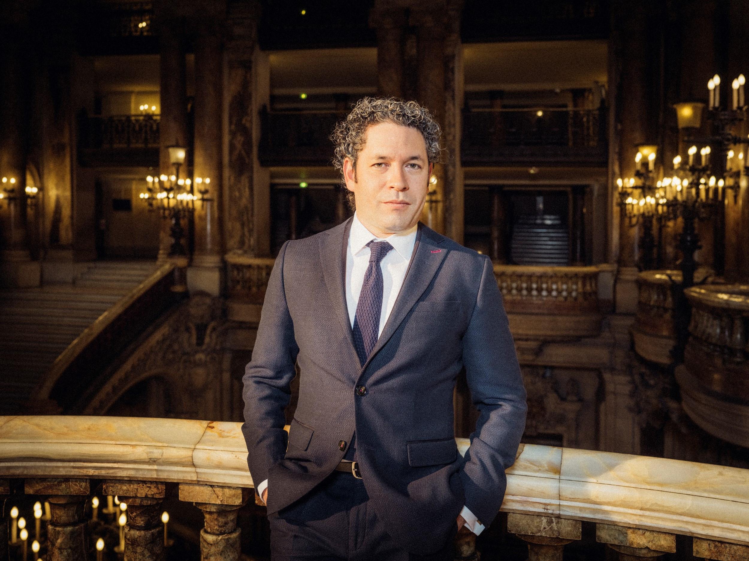 Gustavo Dudamel © Julien Mignot : Opéra National De Paris