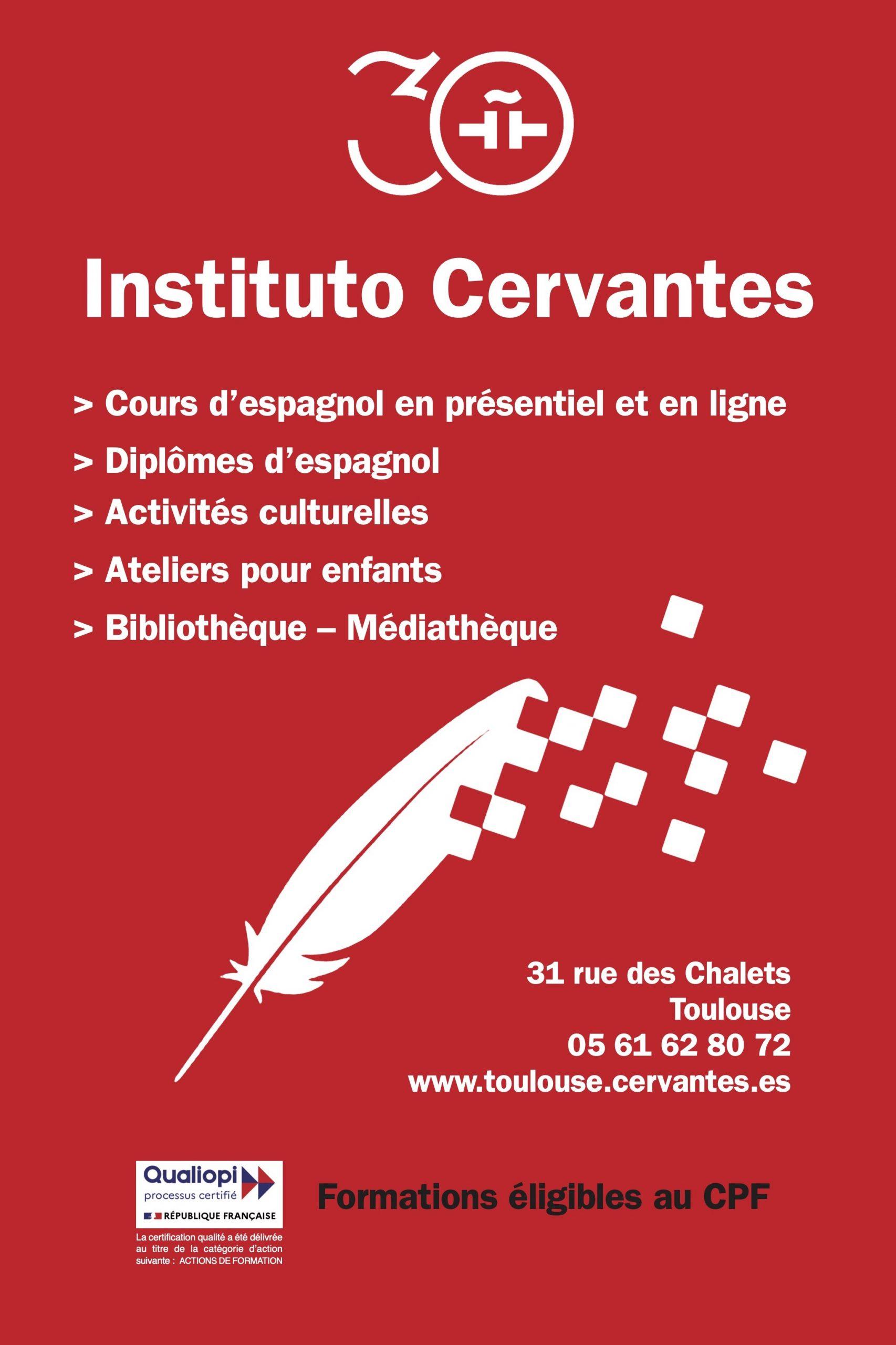 Instituto Cervantes 2021