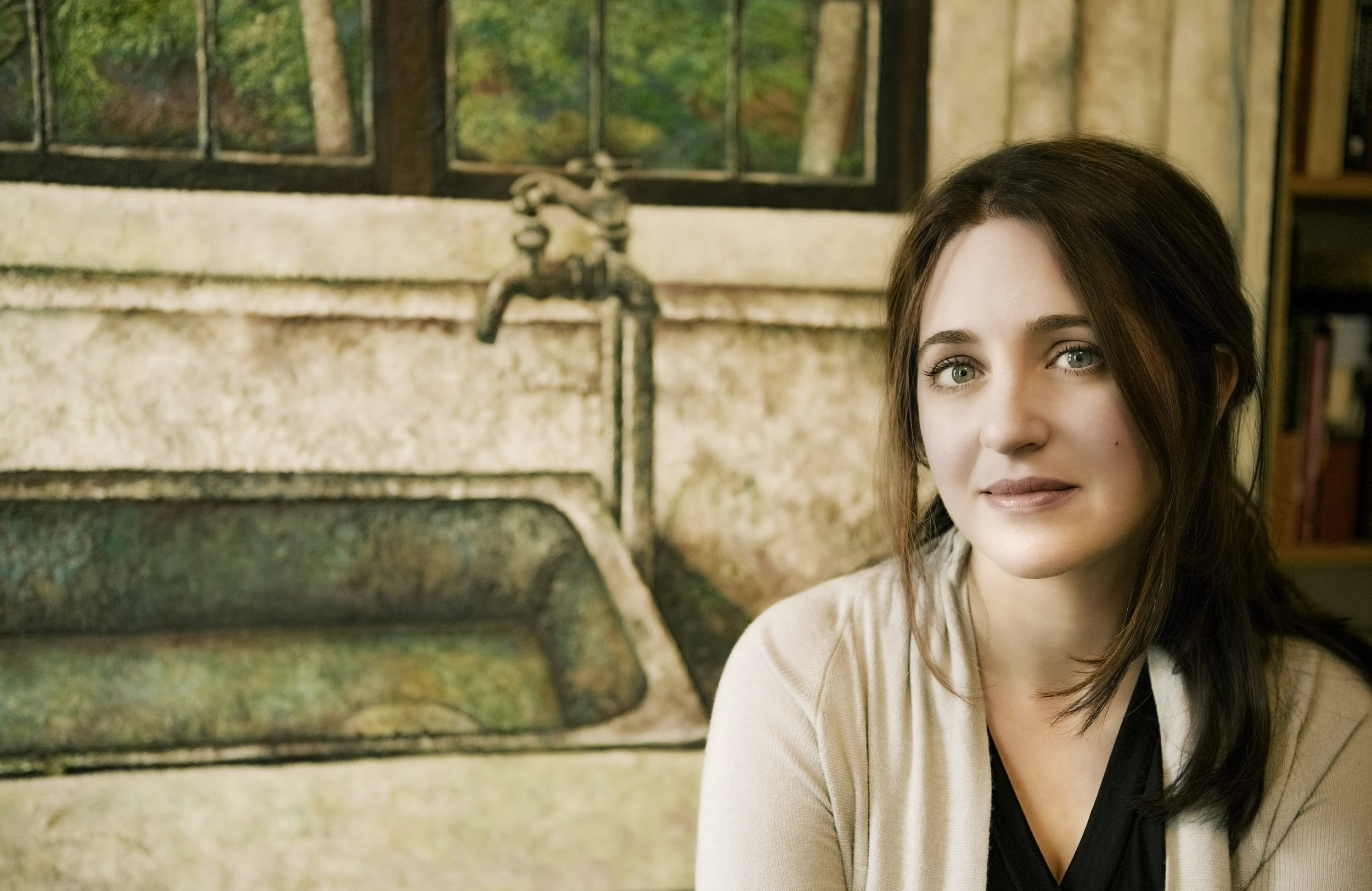 Simone Dinnerstein © Lisa Marie Mazzucco