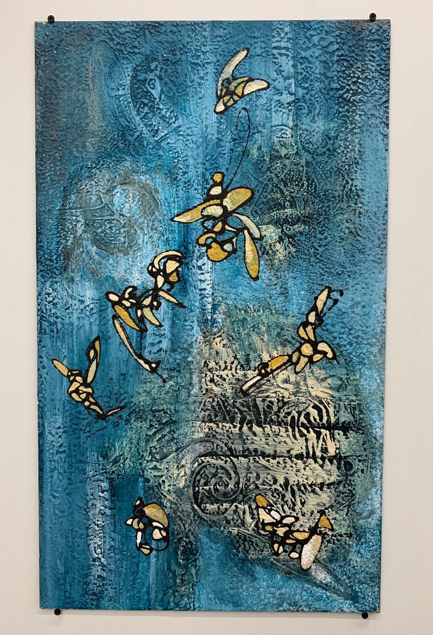 Adrien Dax à la Galerie Ombres Blanches