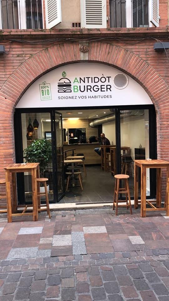 Antidot Burger