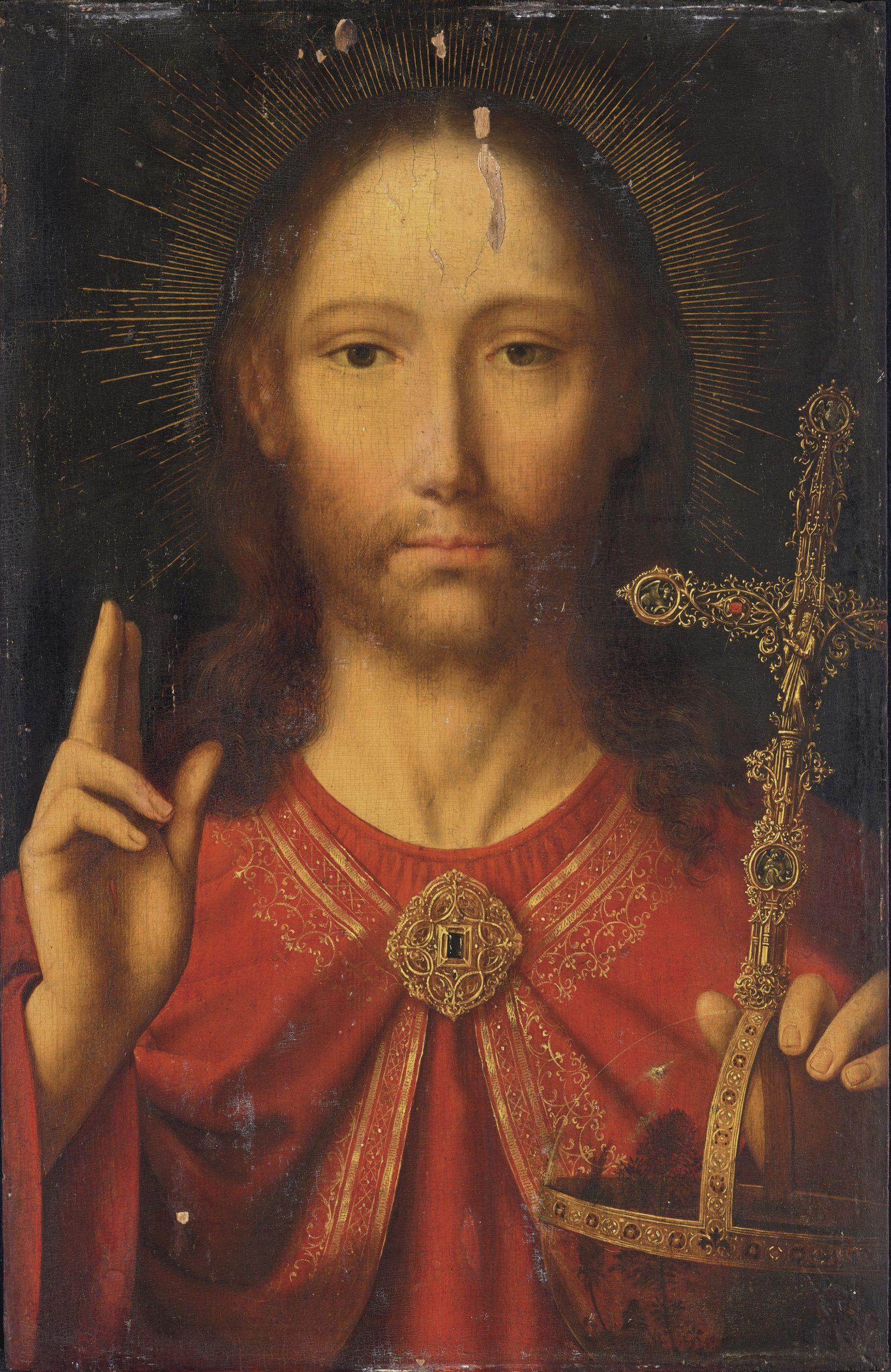 Christ Salvator Mundi