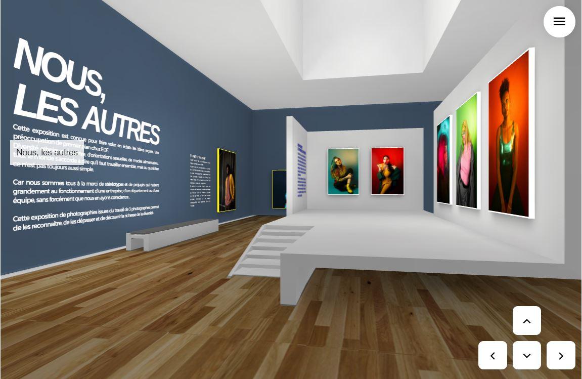 Exposition Digitale