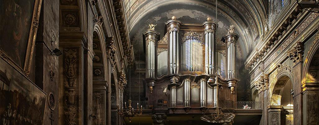 Orgue Et Violoncelle À La Daurade