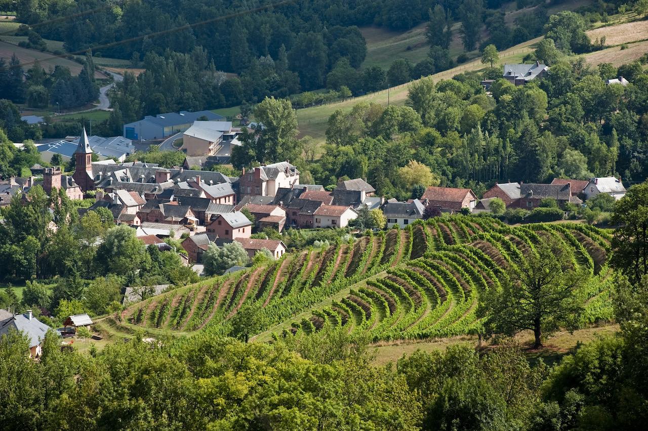Paysage Aveyron