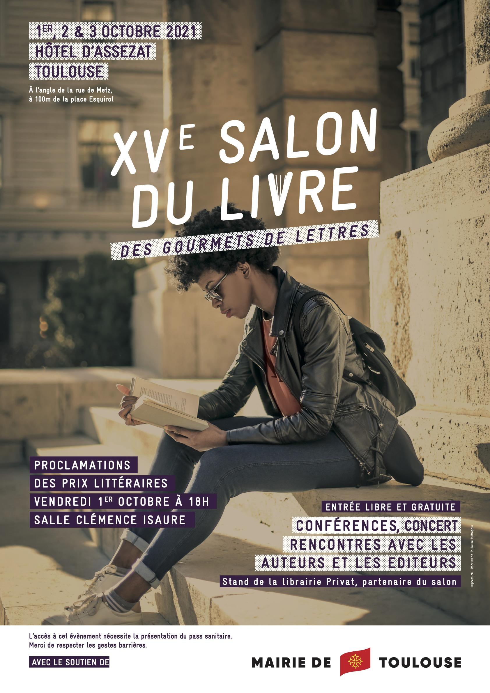 Salon Du Livre Gourmets De Lettres