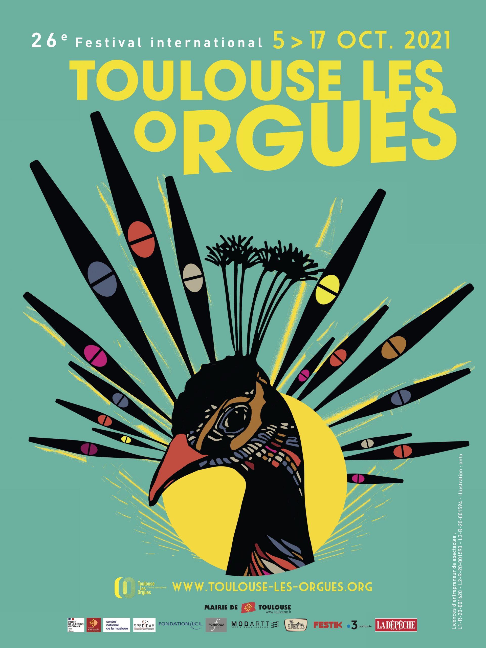 Toulouse Les Orgues 2021