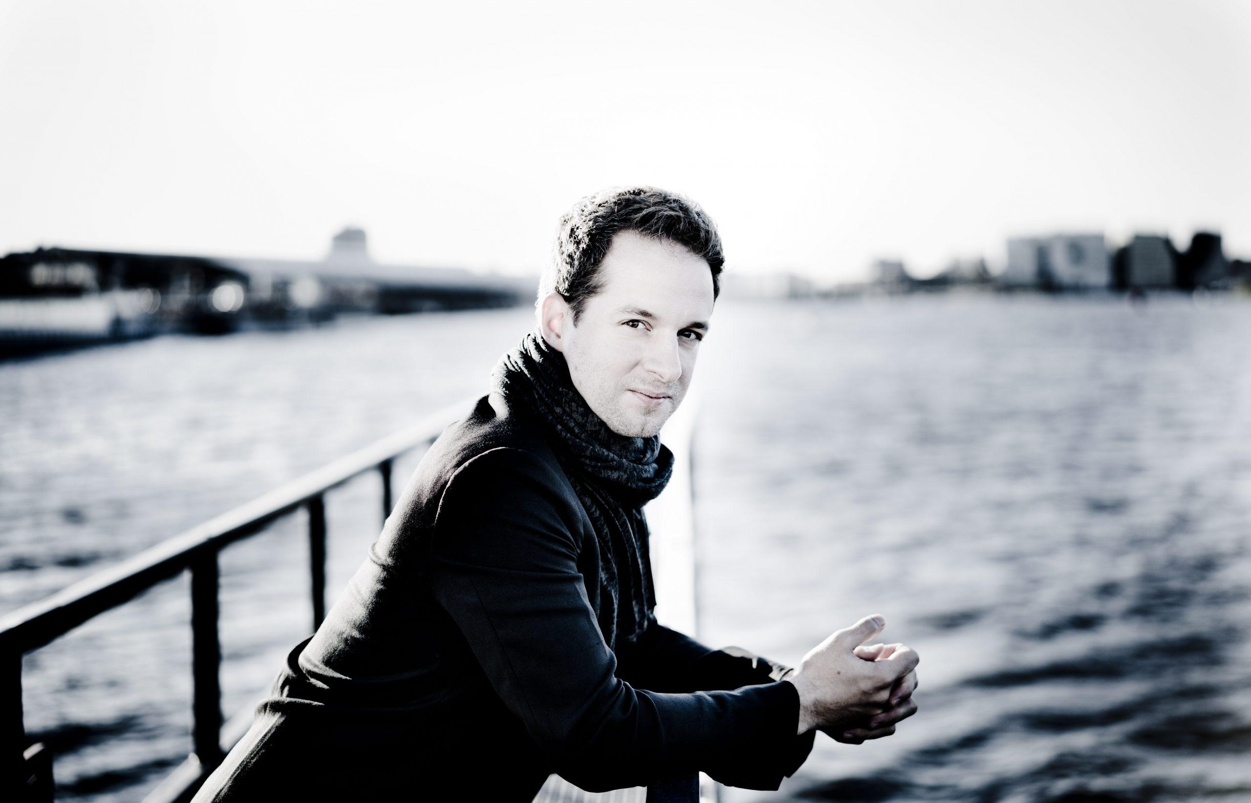 Bertrand Chamayou © Marco Borggreve / Warner Classics