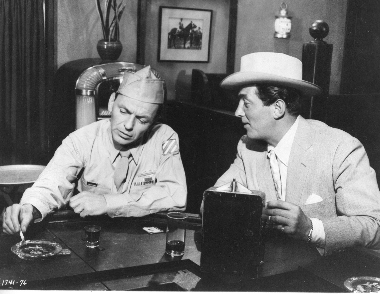 Frank Sinatra Et Dean Martin : Comme Un Torrent