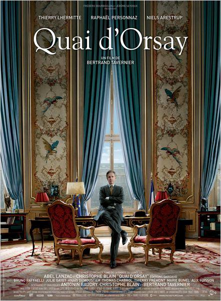 Quai d'Orsay », un film de Bertrand Tavernier