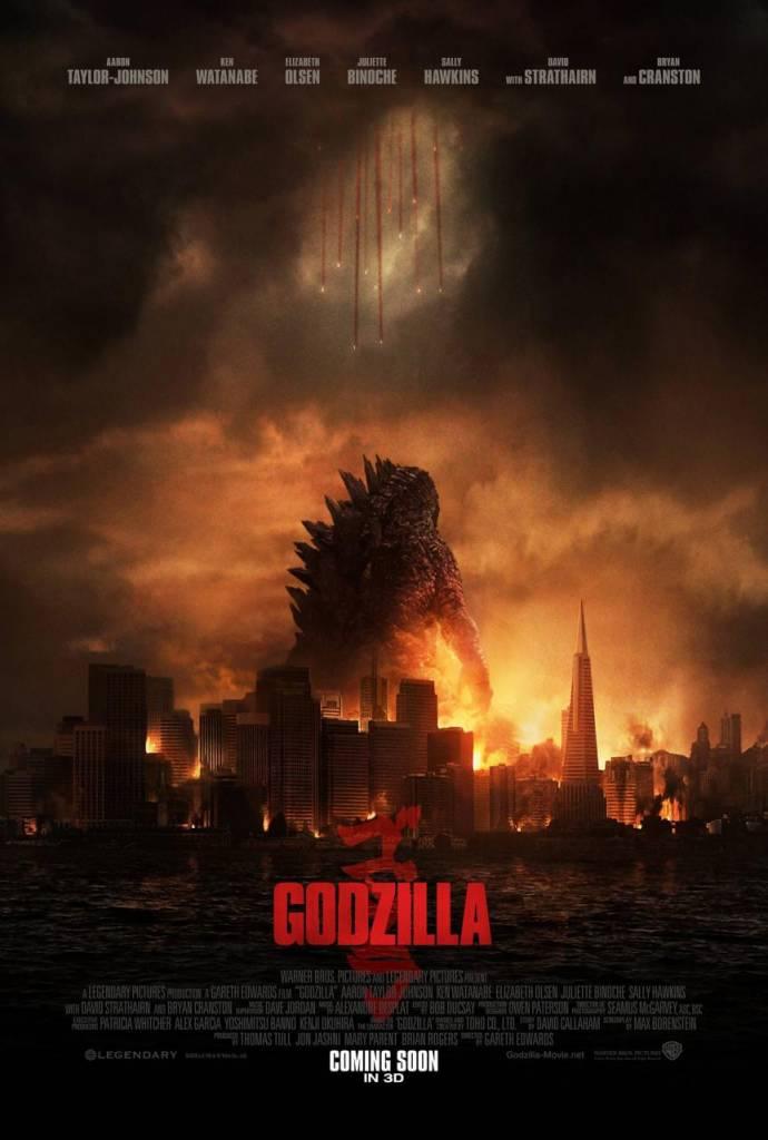 « Godzilla », un film de Gareth Edwards