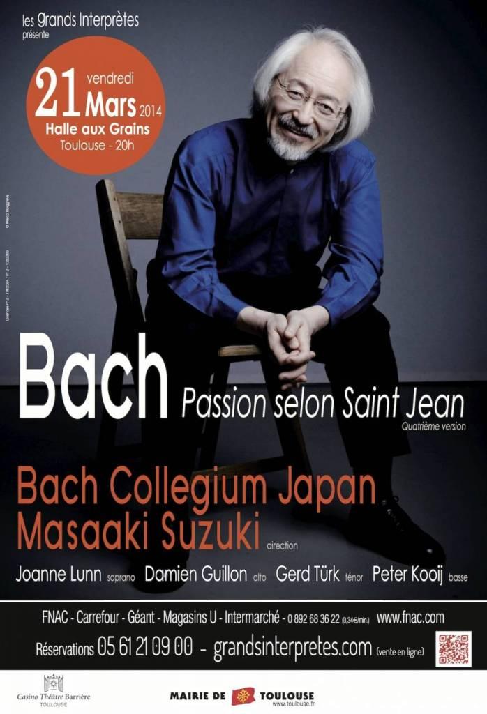 Masaaki Suzuki - Bach Collegium Japan