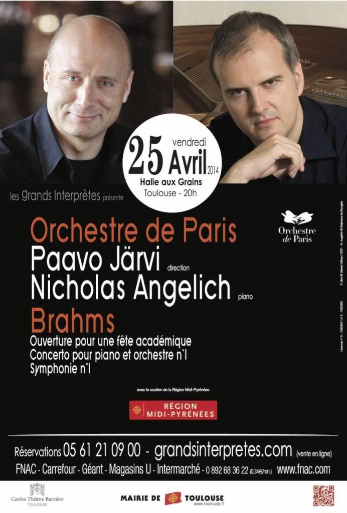 Les Grands Interprètes - Orchestre de Paris