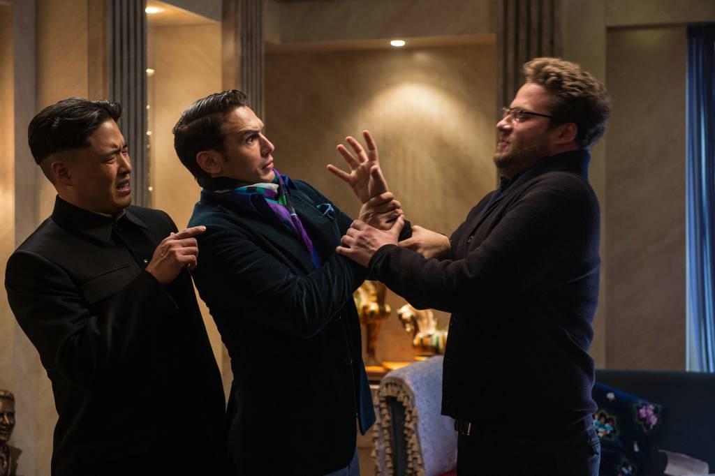 L'Interview qui tue ! d'Evan Goldberg et Seth Rogen avec James Franco, Seth Rogen