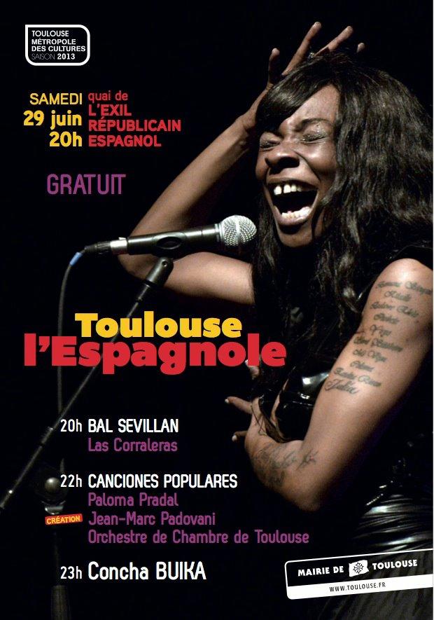 Toulouse l'Espagnole 2013