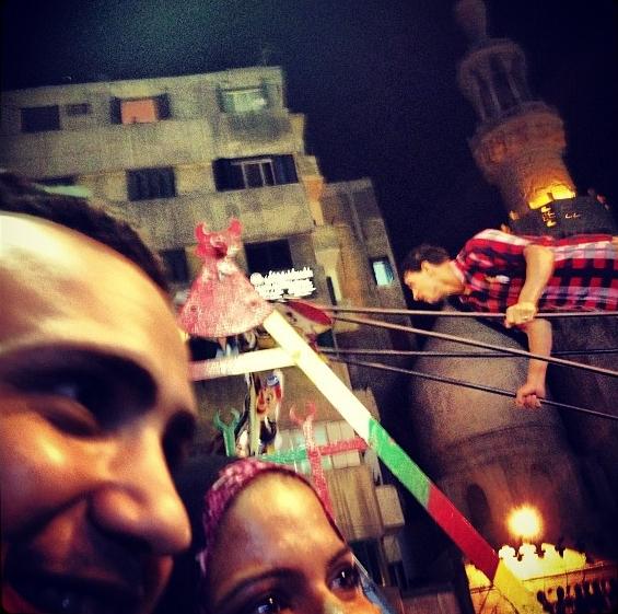 Le Caire par Laura El-Tantawy
