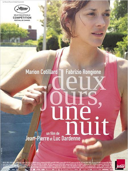 « Deux jours, une nuit » film de Jean-Pierre et Luc Dardenn