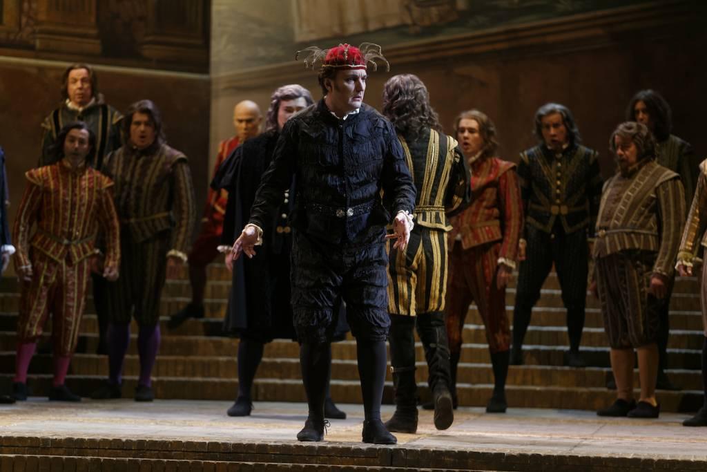 Ludovic Tézier (Rigoletto) © Patrice Nin