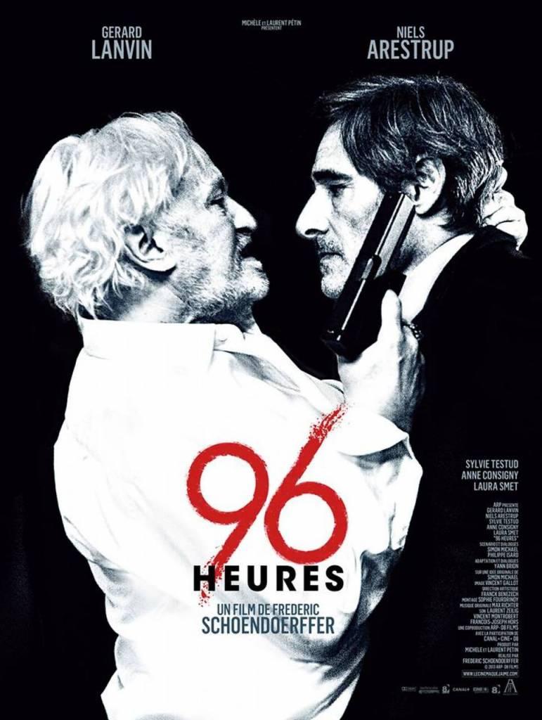 « 96 heures », un film Frédéric Schoendoerffer
