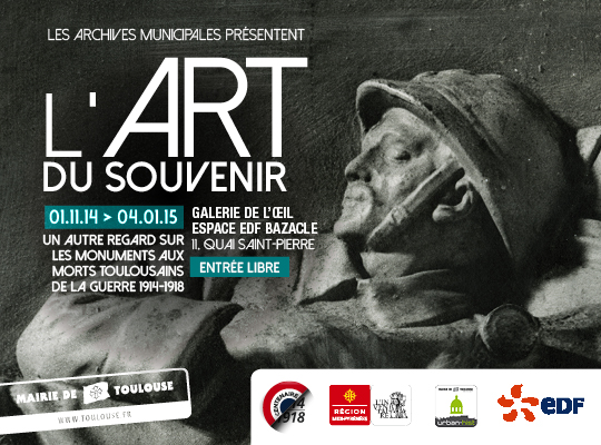 L'Art du souvenir - Archives Municipales de Toulouse