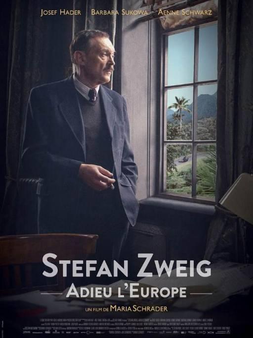 Stefan Zweig : adieu l'Europe, Affiche