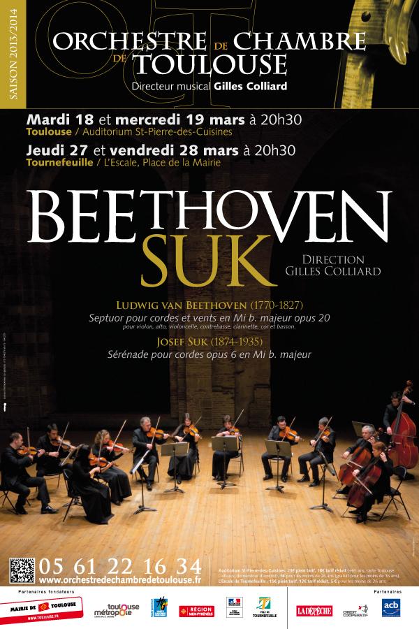Orchestre de Chambre - Suk