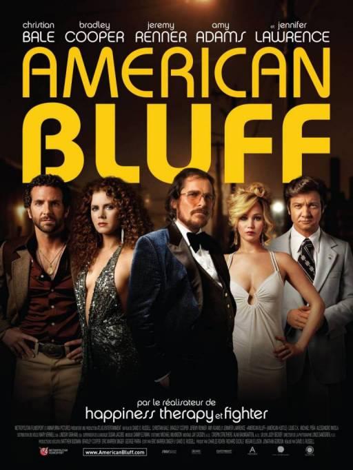 American bluff , un film de David O. Russell