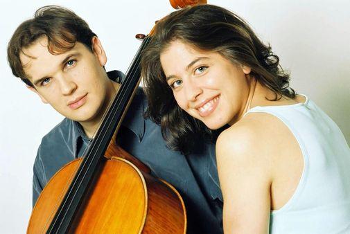 Anthony Leroy, violoncelle, et Sandra Moubarak, piano