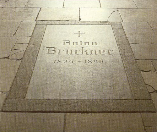 Plaque commémorative à la basilique de Saint-Florian © Gerhard Anzinger