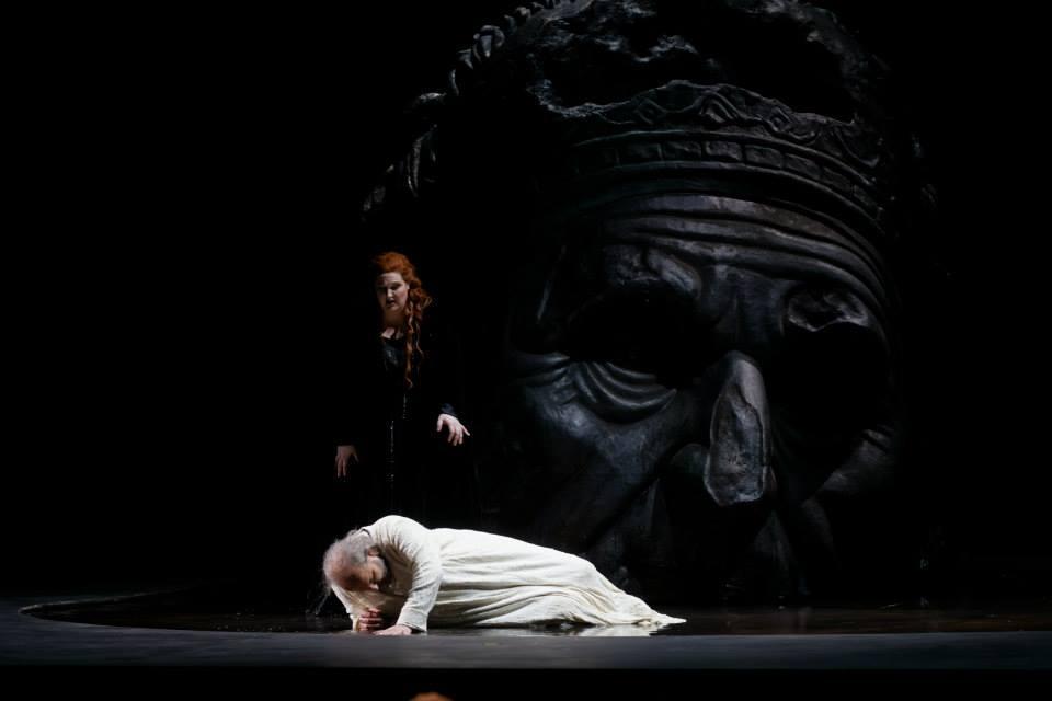 Tamara Wilson (Lucrezia), Sebastian Catana (Francesco Foscari)