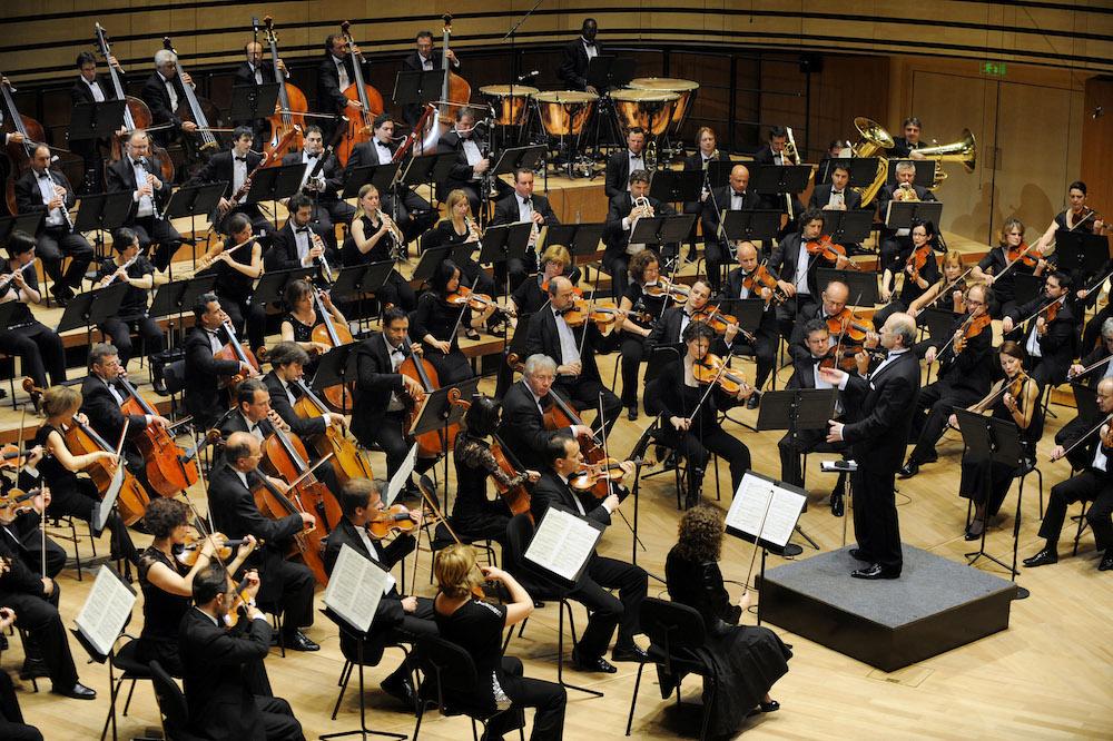 Budapest Festival Orchestra @ DR BFO
