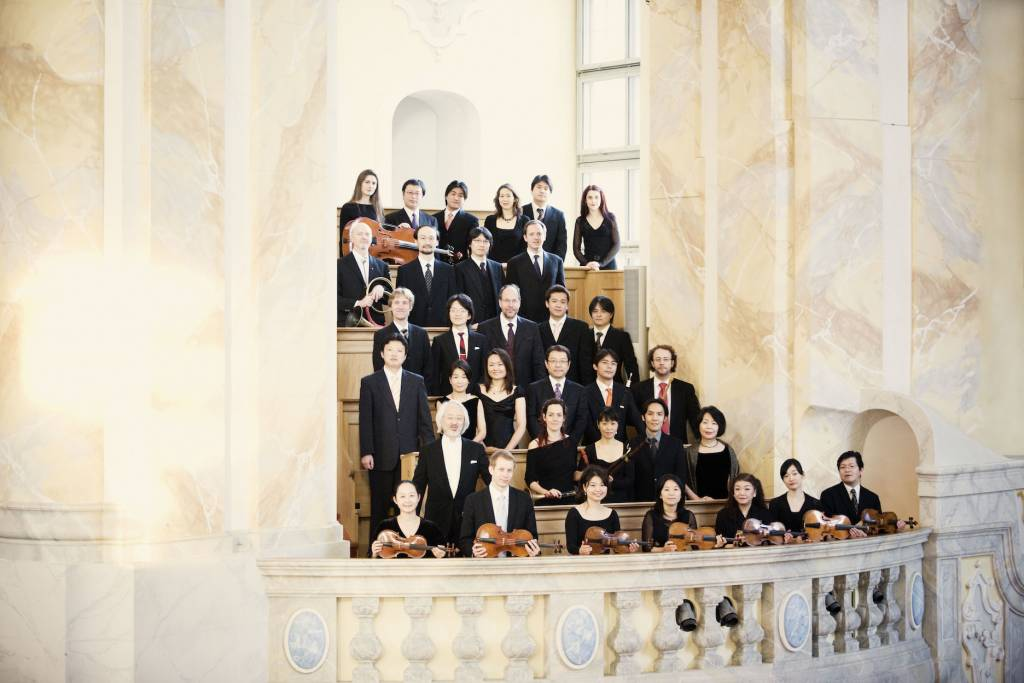 Bach Collegium Japan © Marco Borggreve