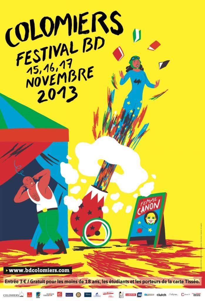 Festival BD de Colomiers