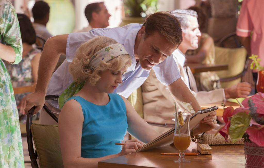 Big Eyes de Tim Burton avec Christoph Waltz, Amy Adams,