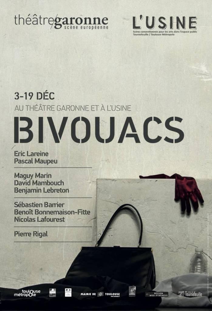 Théâtre Garonne - Bivouacs