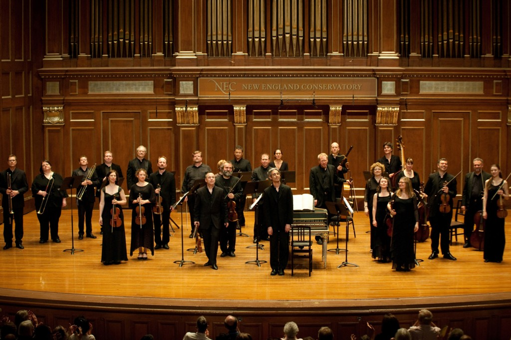 Boston Early Music Festival Orchestra © DR