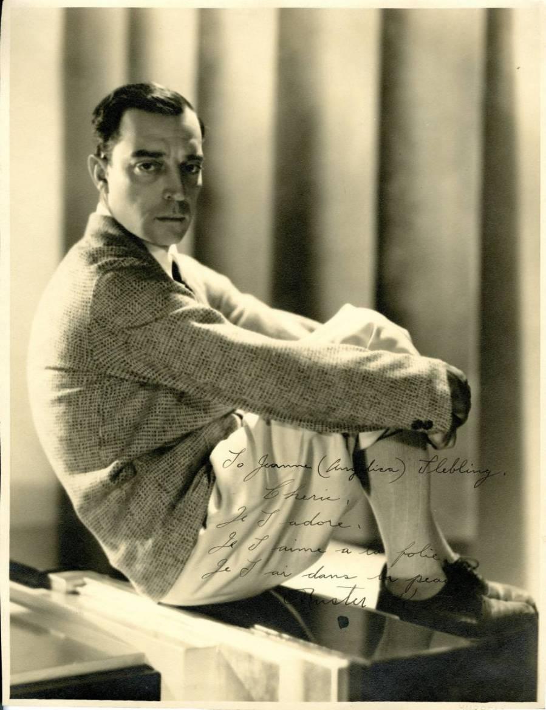 Buster Keaton_collections La Cinémathèque de Toulouse
