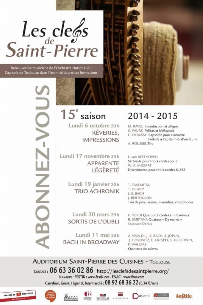 Les Clefs de Saint-Pierre 14/15