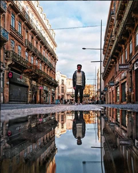 La photographie comme partage/ Cette photo de @nilba31 a notamment gagné le prixnational Xplore City lancé par Sony.