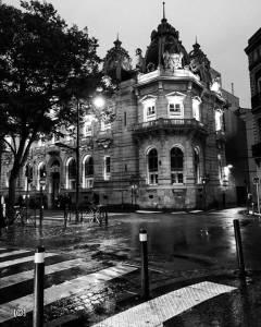 Les Carmes, et son architecture remarquable.