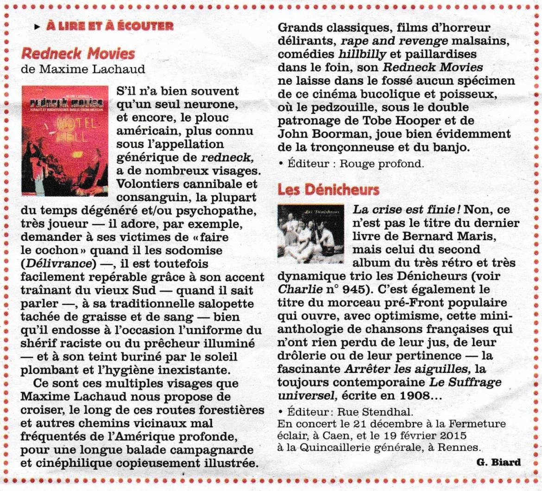 Chronique Gerard Biard