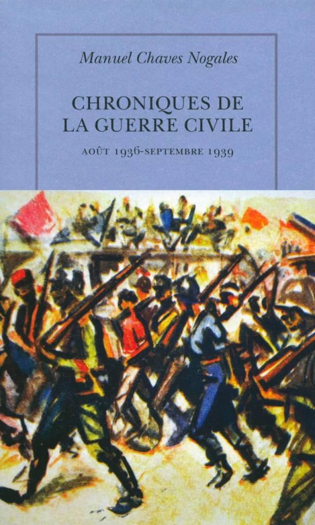 Chroniques de la guerre civile, Quai Voltaire